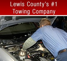 Towing Service - Chehalis, WA - Grant's Towing & Automotive