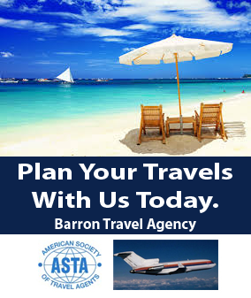 Travel And Tours - Barron, WI - Barron Travel Agency