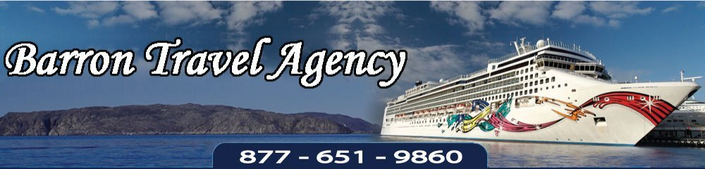 Travel Agency Barron, WI - Barron Travel Agency 888-860-5510