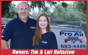 Owners: Time & Lori Holtsclaw