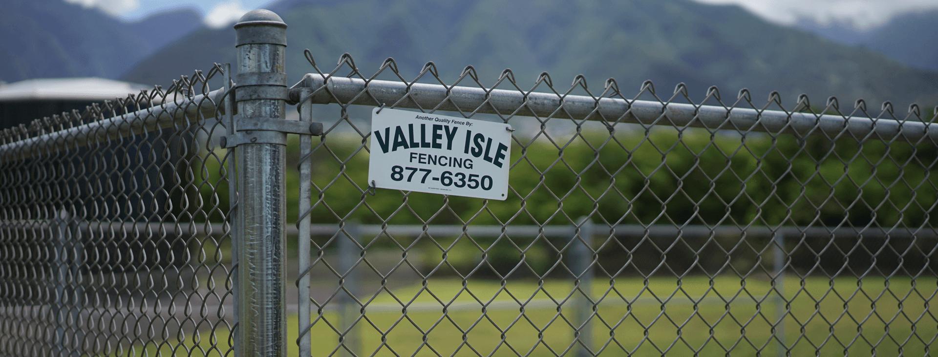 Valley Isle Fencing Residential Fencing Puunene Hi