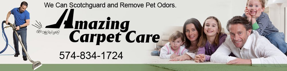 Carpet And Rug Cleaners - Syracuse, IN - Amazing Carpet Care