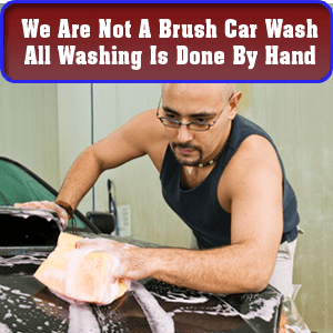 Custom Car Care - Wichita, KS - Hackney's Custom Car Care - Car wash - We Are Not A Brush Car Wash, All Washing Is Done By Hands