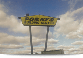 Construction Supplies | Eveleth, MN | Porky's Building Supply Inc.  | 218-744-3111