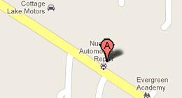 Numark Automotive 18800 NE Woodinville Duvall Road Woodinville, WA 98077