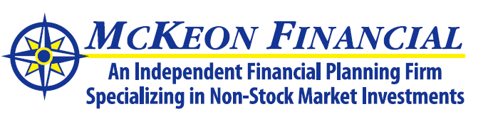 McKeon Financial  - Logo