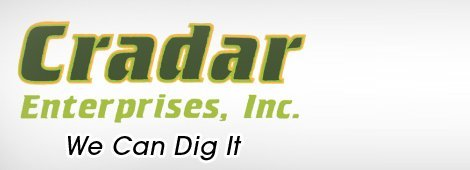 Excavating | Roseburg, OR | Cradar Enterprises Inc | 541-673-3268