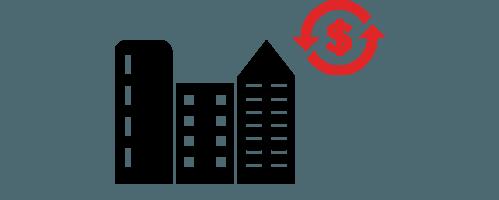 Commercial Energy Rebates Icon