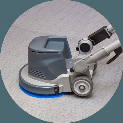 Floor vacuum