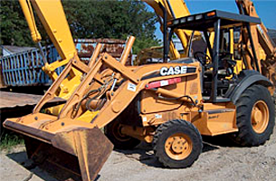 Buy used construction machinery | Red Bud, IL | Chartrand Equipment Company | 618-282-2585