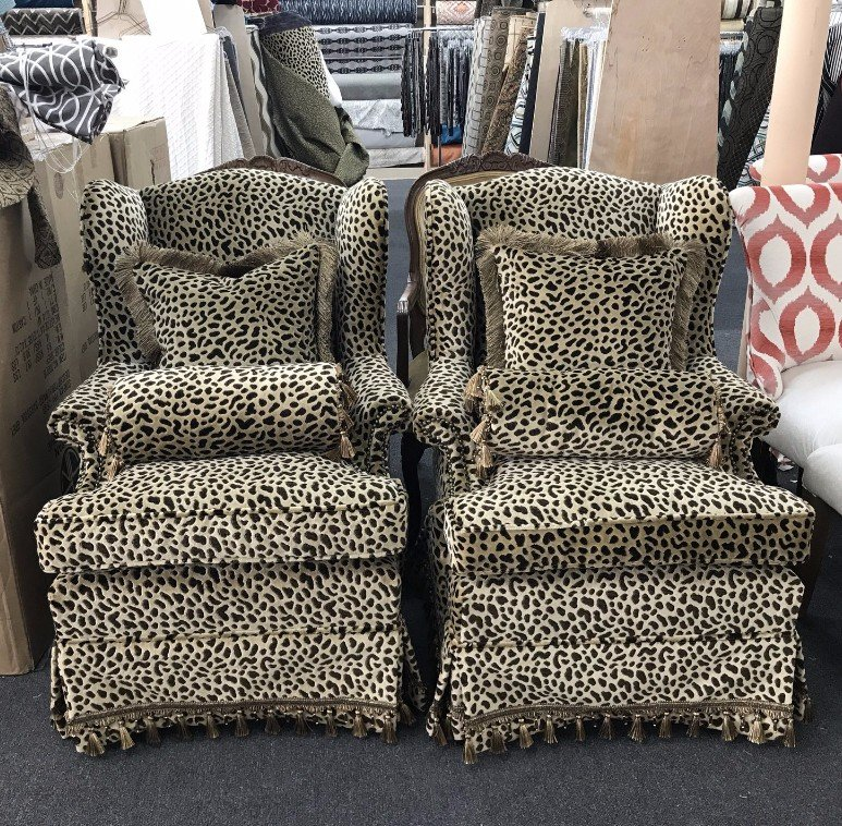 Custom Upholstery And Furniture