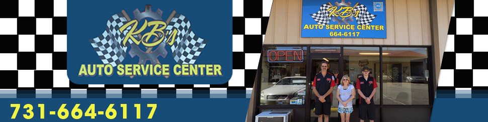 car repair - Jackson, TN - KB's Auto Service Center - Car Repair Shop - References upon request. Call 731-664-6117.