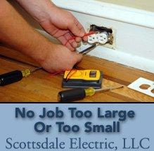 Electrical Services - Fountain Hills, AZ - Scottsdale Electric, LLC