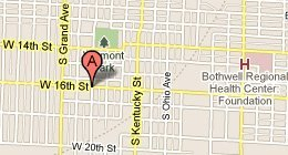 Tucker L David CPA, 607 W 16th Street, Sedalia, MO 65301