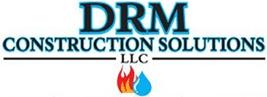 DRM Construction Solutions LLC - Logo