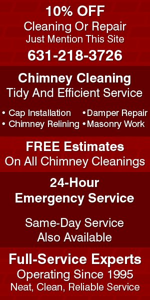 Chimney Repair | Chimney Repointing | Chimney Relining - Bohemia, NY - A Sweep Above