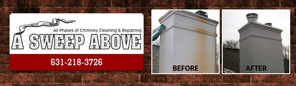 Chimney Service | Emergency Chimney Service - Bohemia, NY - A Sweep Above