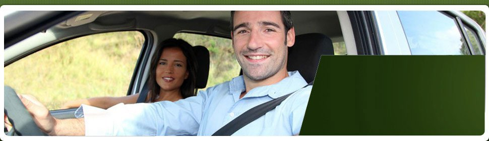 couple with auto insurance