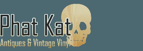 Antiques | Fargo, ND | Phat Kat Antiques & Vintage Vinyl | 701-232-1935