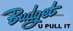 Budget U Pull It BARTOW-logo