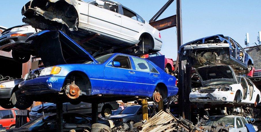 Junk Car  parts