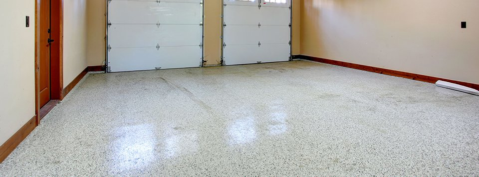 Improve Your Garage Floors
