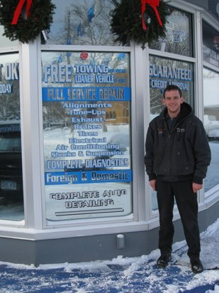 mufflers | Grand Rapids, MI | Dave Parm/Westside Garage | 616-451-7041