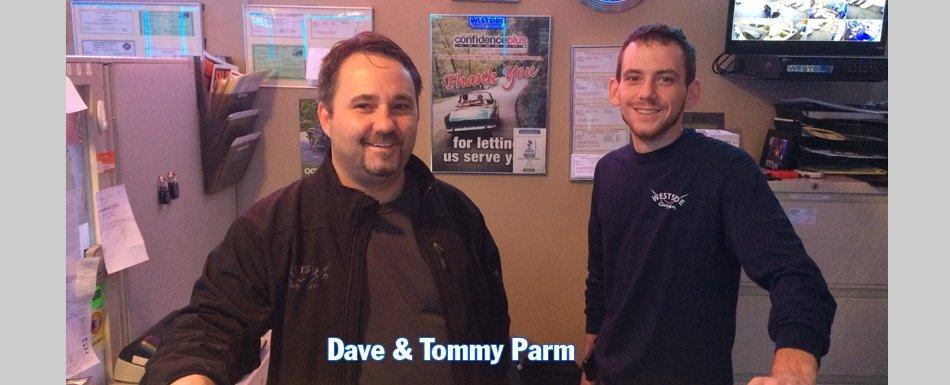 Dave, Pamela & Tommy Parm | Grand Rapids, MI | Dave Parm/Westside Garage | 616-451-7041