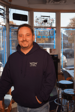 Dave Parm  | Grand Rapids, MI | Westside Garage LLC