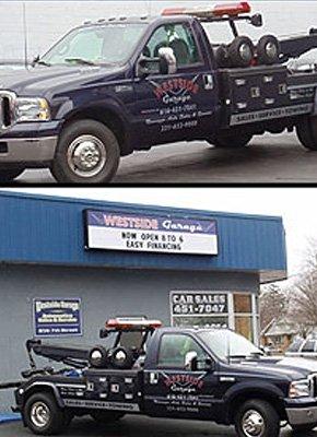 Towing   Grand Rapids, MI   Dave Parm/Westside Garage   616-451-7041
