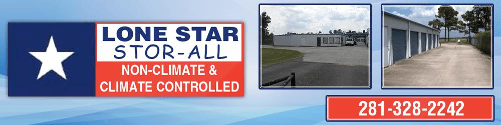 Storage Units Crosby, TX  - Lone Star Stor-All