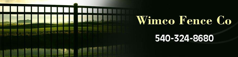Fencing Services - Staunton, VA - Wimco Fence Co