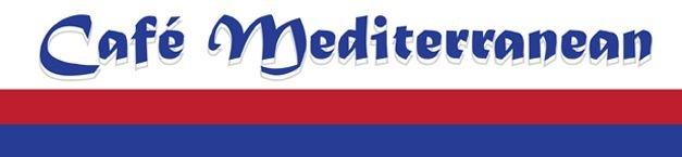 Cafe Mediterranean - Logo