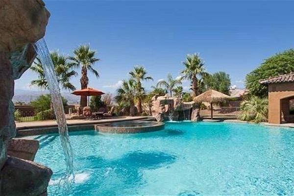 Paradise landscape inc pool photo gallery saint george ut for Affordable pools st george utah