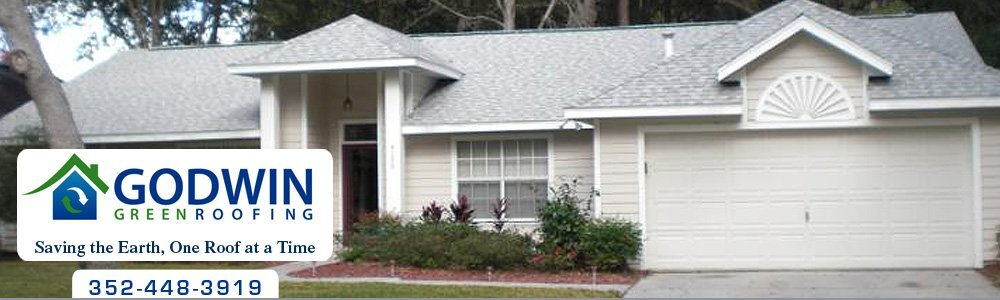 Roofing Services - Gainesville, FL - Godwin Green Roofing
