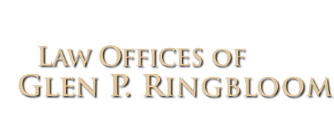 Attorney | Springfield, MA | Law Offices of Glen P. Ringbloom | 413-737-9187