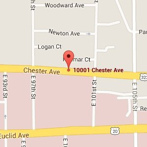 10001 Chester Ave, Cleveland, OH 44106, United States