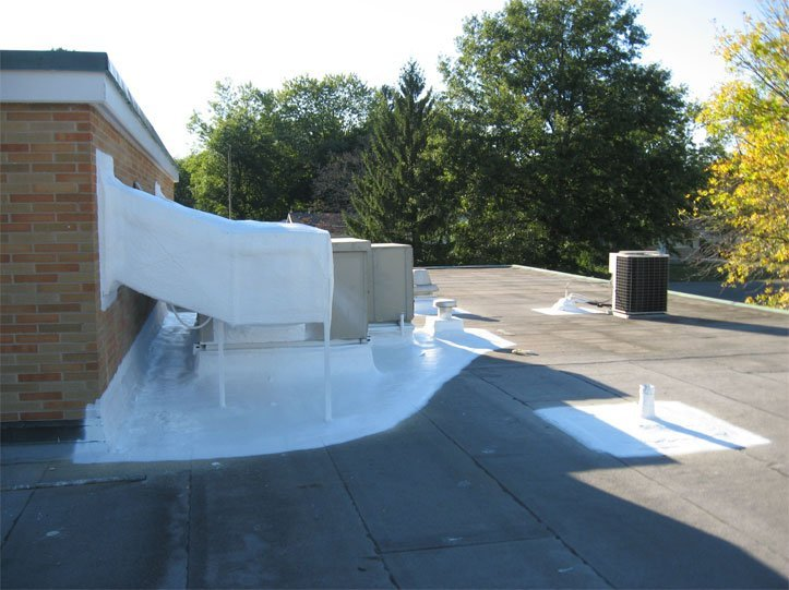 Brand Name Spray Foam Roofing Systems