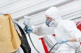 Cosmetic Paint Repairs