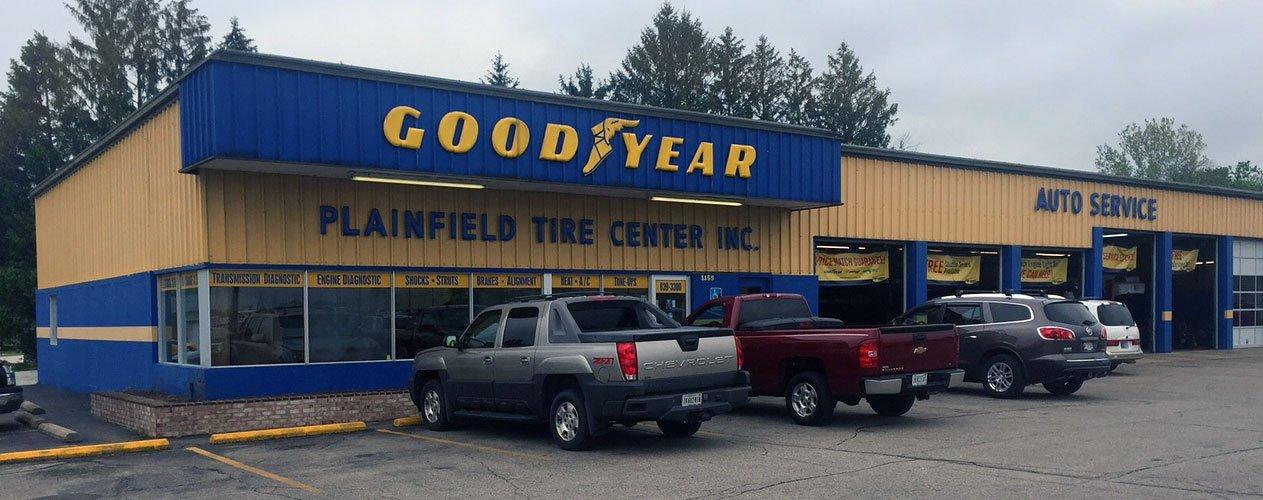 Plainfield Tire Center store