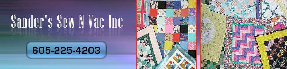 Fabric Store - Aberdeen, SD - Sander's Sew-N-Vac Inc
