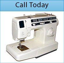 Sewing Machine Service - Aberdeen, SD - Sander's Sew-N-Vac Inc