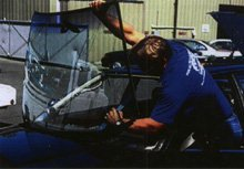 auto glass repair - Rome, GA - Mitchell Auto Glass