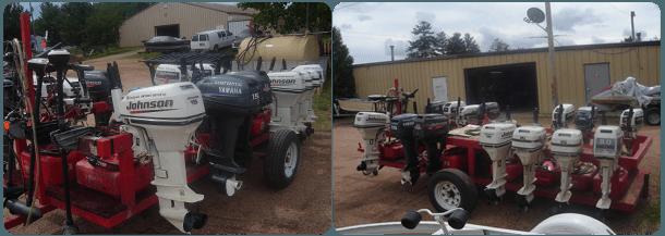 Boat motors | Minocqua, WI | Minocqua Sport Rental | 715-356-4661