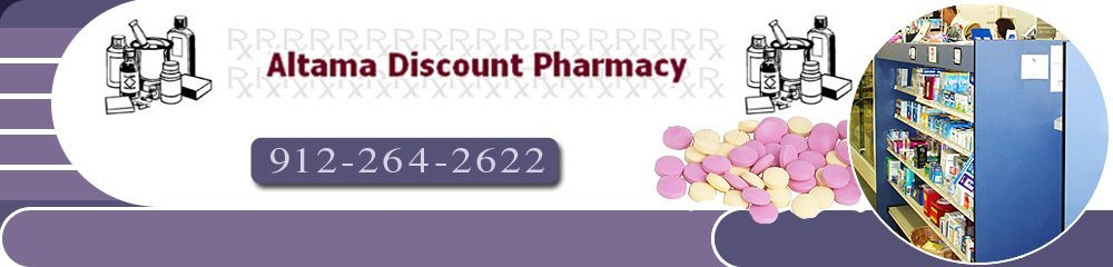 Pharmacists Brunswick, GA - Altama Discount Pharmacy
