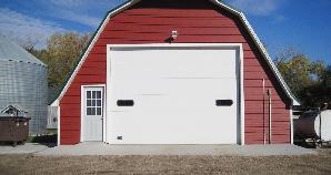 Agriculture Door