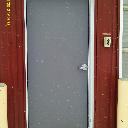 3070 Hollow Metal Walk Door Exterior
