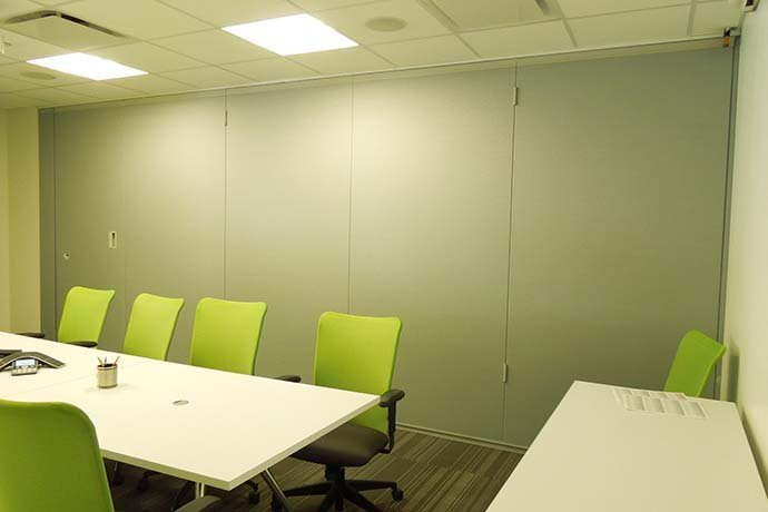 Single Panel Systems are the greatest versatility for your space division needs.
