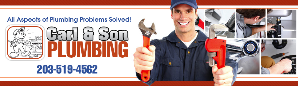 Carl & Son Plumbing - Plumber - Southington, CT