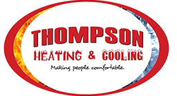 Thompson Heating And Cooling - Logo